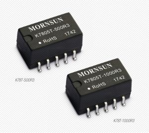 SWITCHING REGULATORS K78T-SERIES